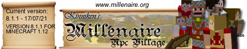 千年村庄, Millénaire-第2张图片